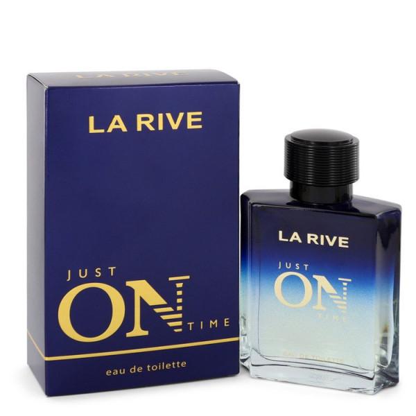 La Rive - La Rive Just On Time : Eau de Toilette Spray 3.4 Oz / 100 ml