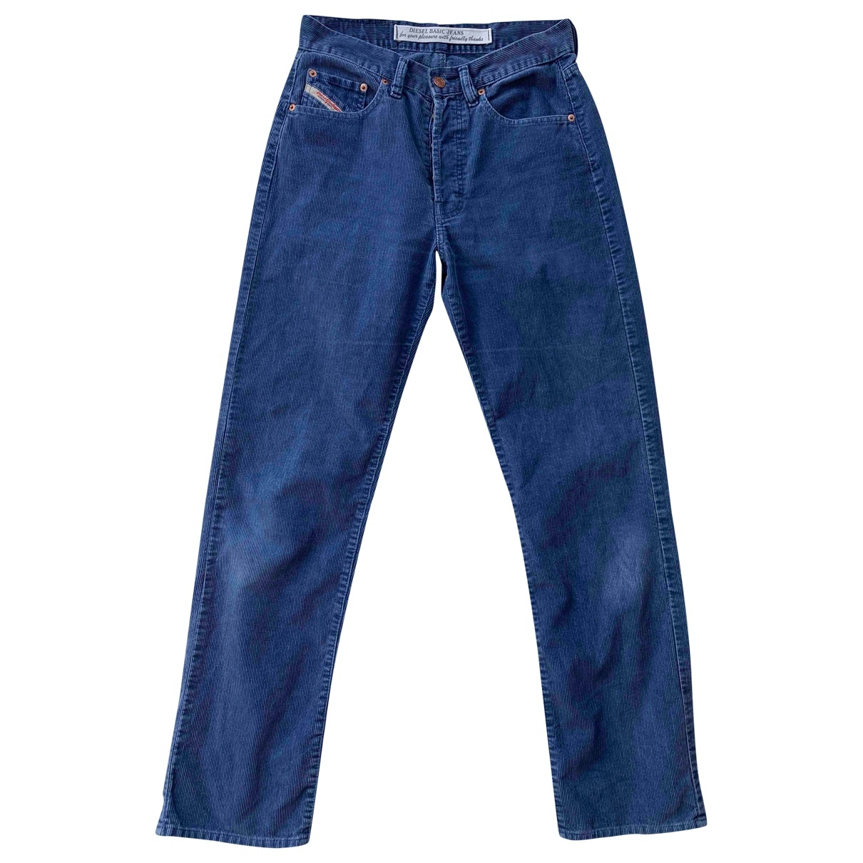 Pantalon de Terciopelo Diesel