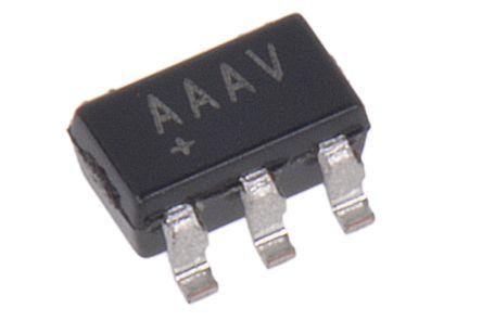 Maxim Integrated Maxim MAX825SEUK+T, Voltage Supervisor 2.93V, Reset Input 5-Pin, SOT-23