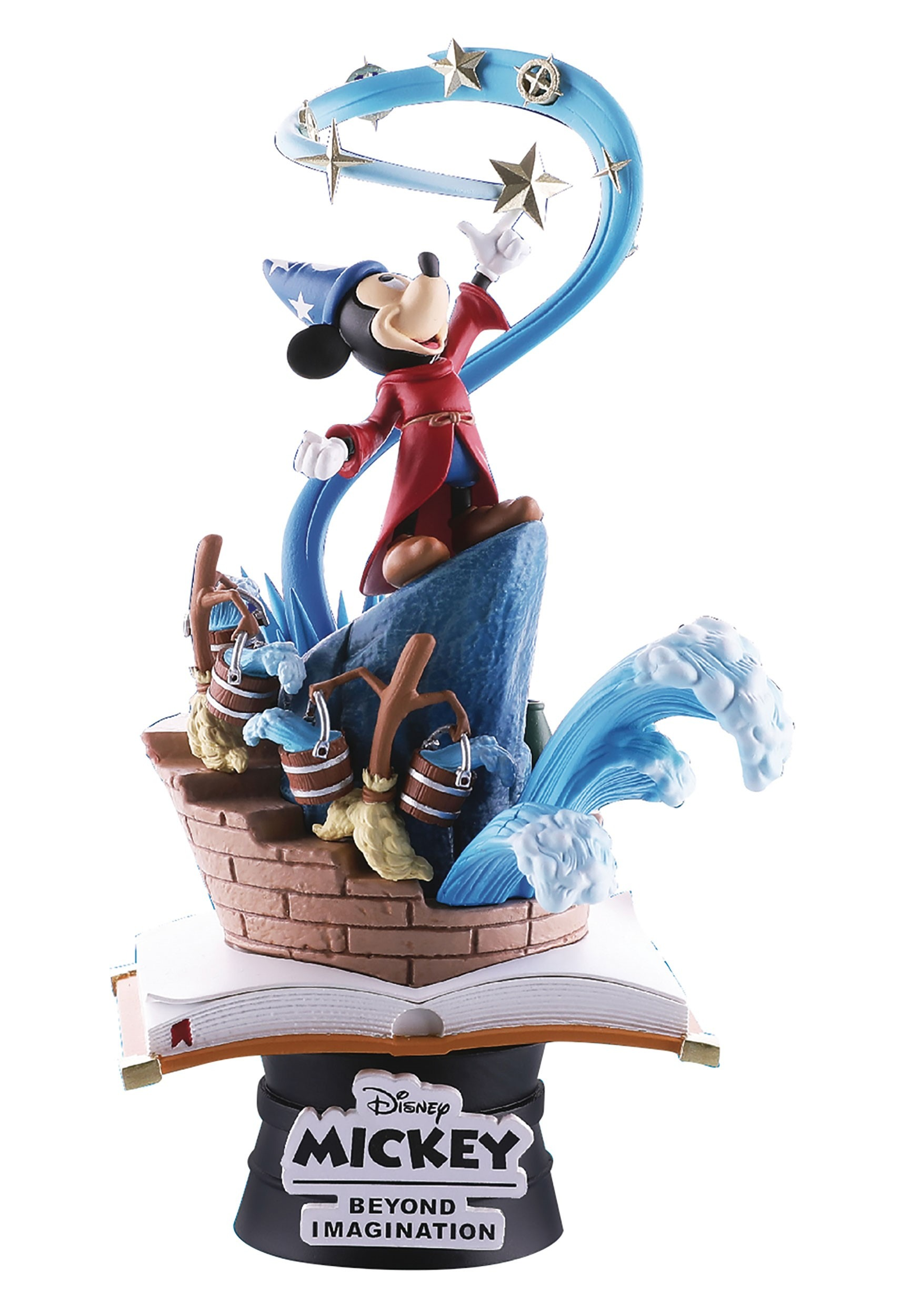 Mickey Mouse Beyond Imagination Sorcerers Apprentice PX Statue
