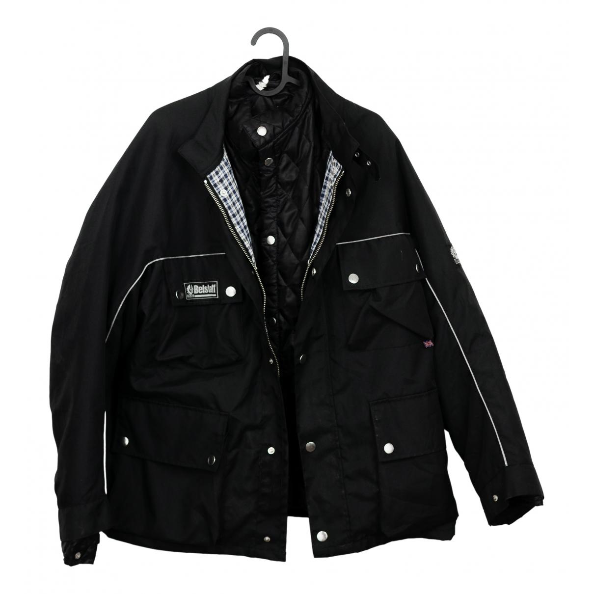 Belstaff - Manteau   pour homme - noir