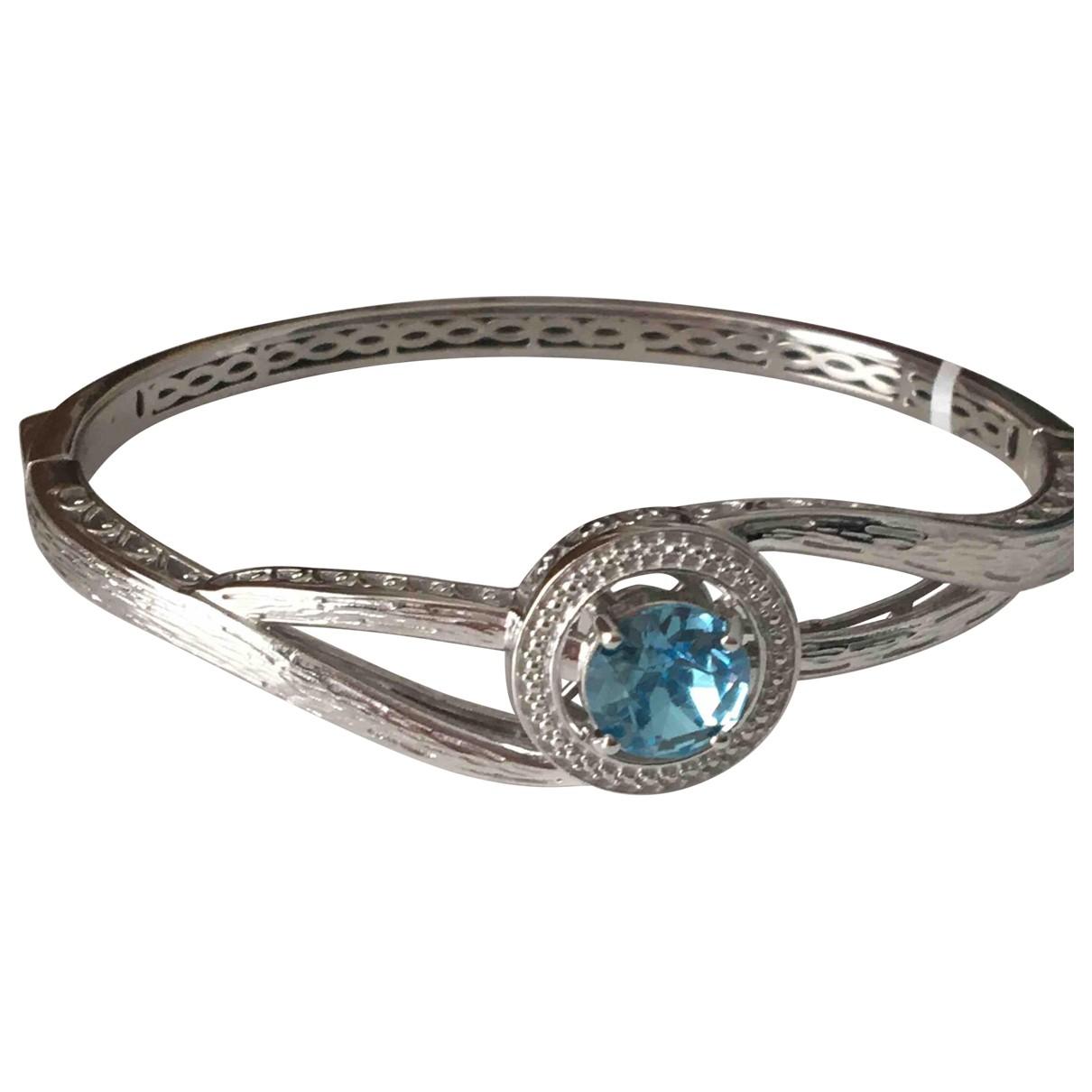 - Bracelet Aigues-Marines pour femme en metal