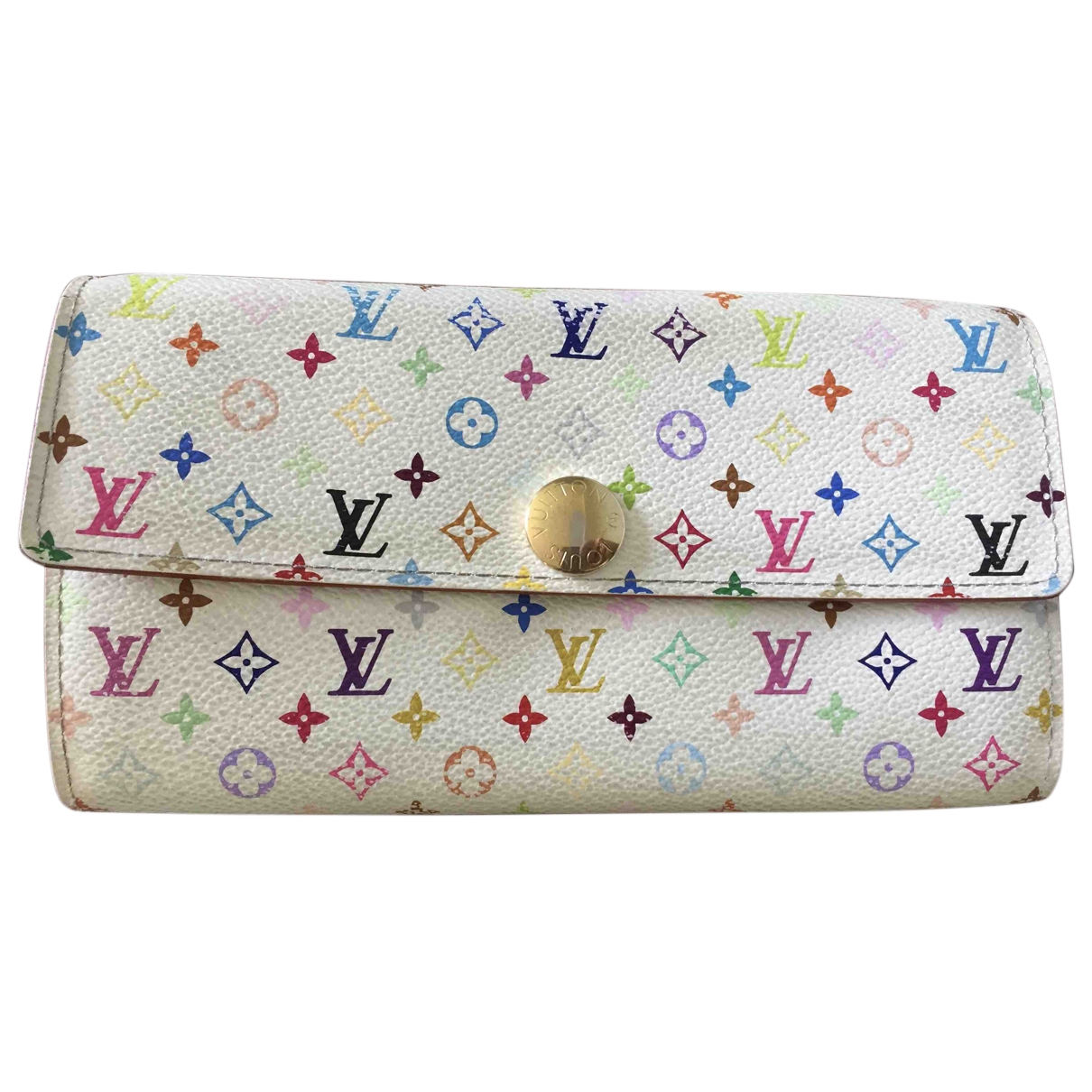 Louis Vuitton Virtuose Multicolour Cloth wallet for Women \N