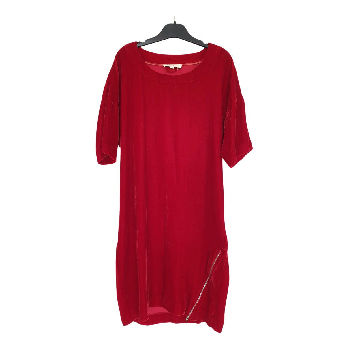 Mini vestido de Terciopelo Isabel Marant Etoile