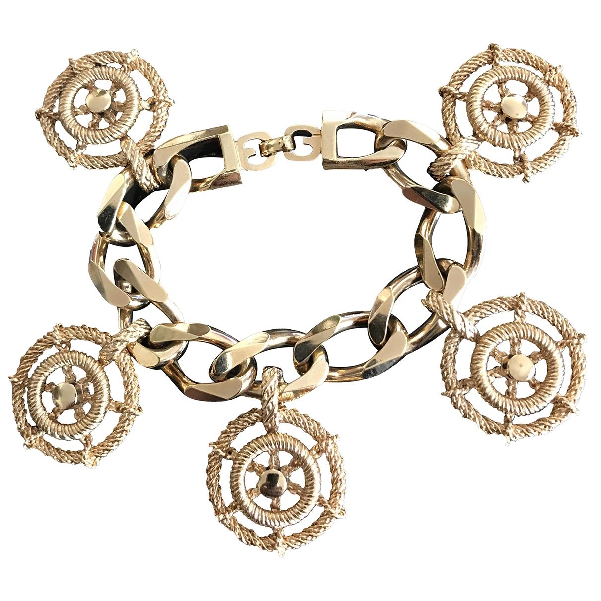Grosse - Bracelet   pour femme en metal - dore