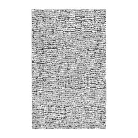 nuLoom Sherill Rug, One Size , Gray