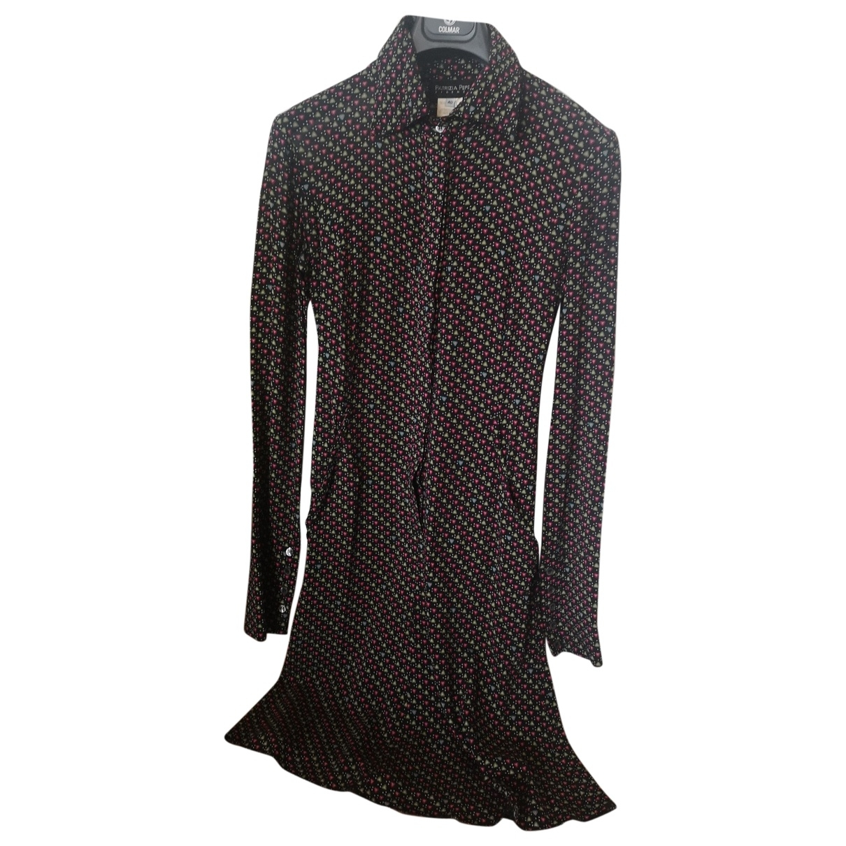 Patrizia Pepe \N Black dress for Women 40 FR