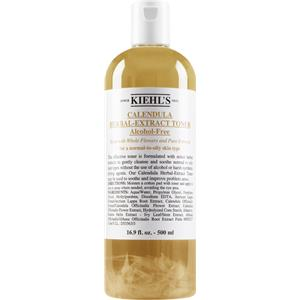 Kiehls Olfreie Hautpflege Calendula Herbal Extract Alcohol-Free Toner 500 ml
