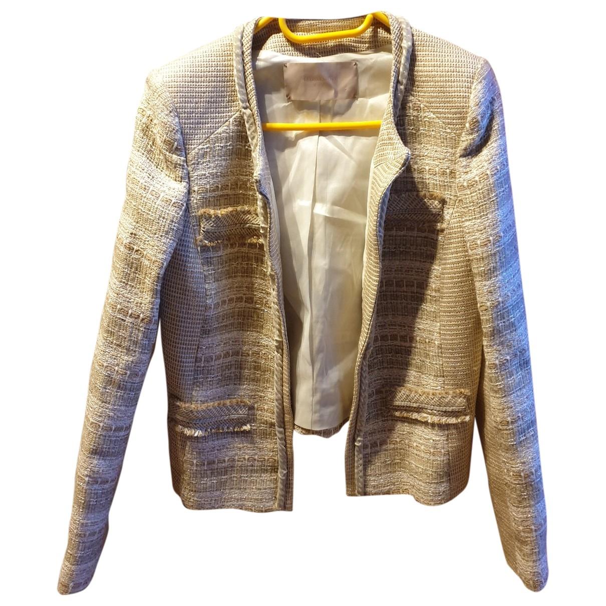 Georges Rech \N Beige Wool jacket for Women 36 FR