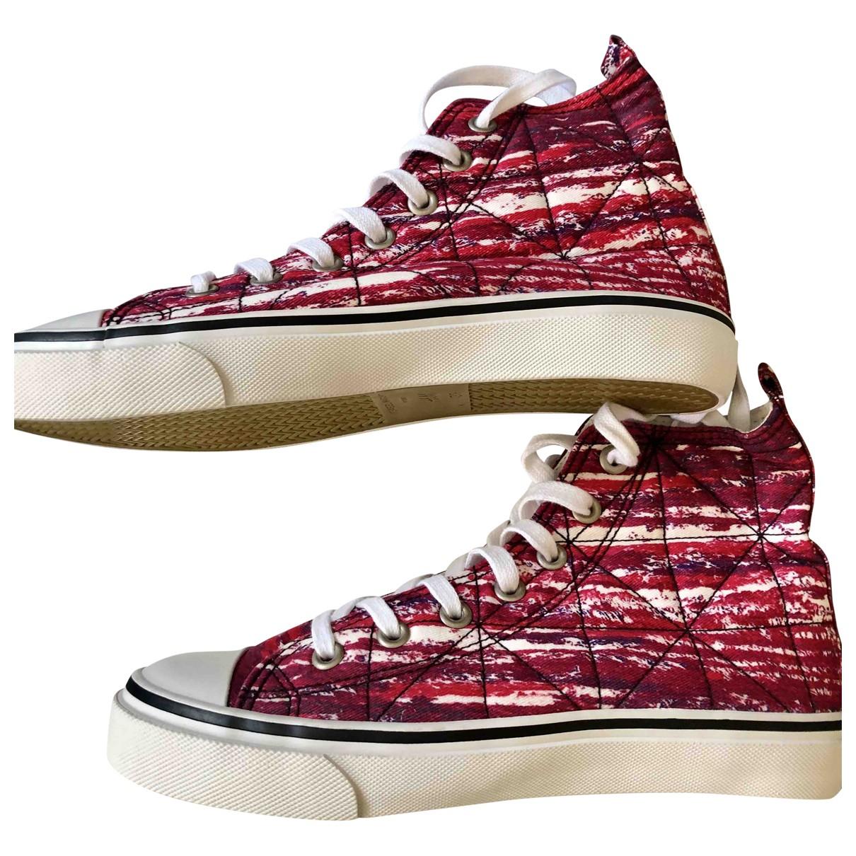 Isabel Marant Pour H&m \N Multicolour Cloth Trainers for Women 39 EU