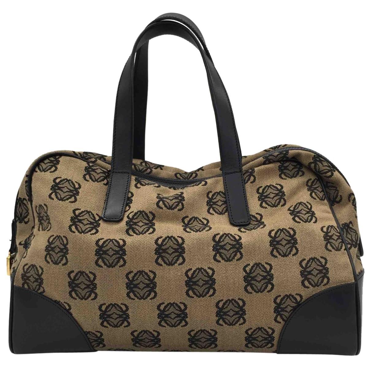 Loewe N Leather handbag for Women N