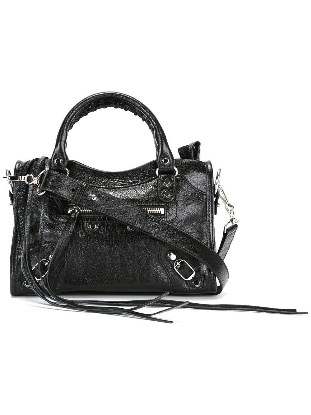 City Mini Leather Handbag