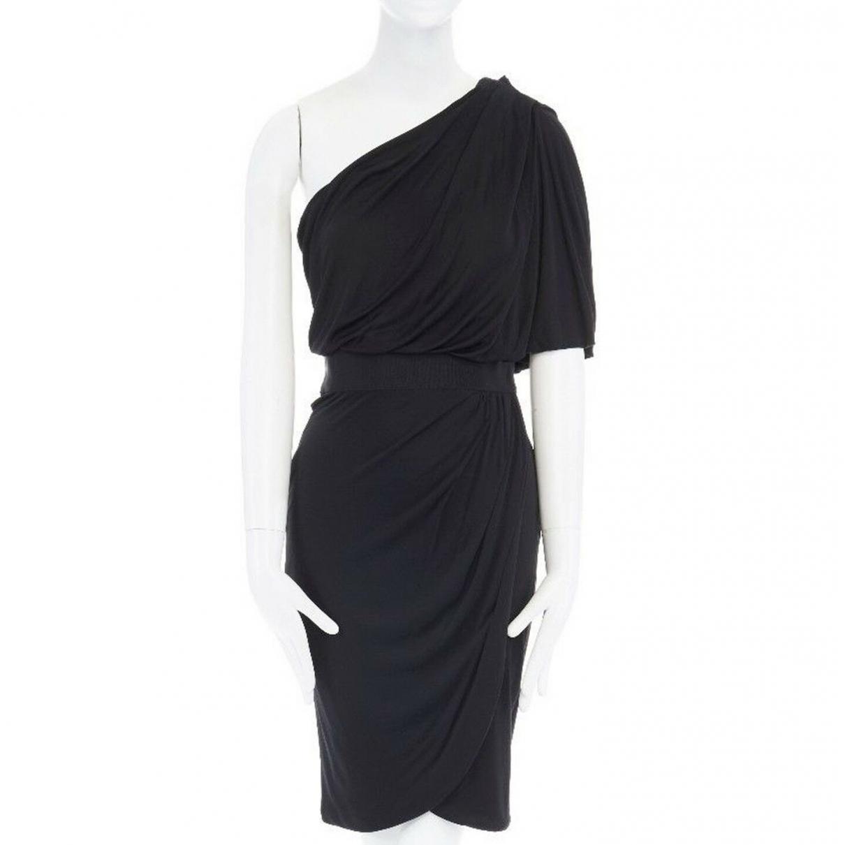Giambattista Valli \N Black dress for Women 36 FR