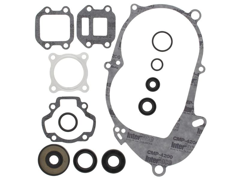 Vertex Complete Gasket Kit with Oil Seals (811601) Yamaha YZ80 1983
