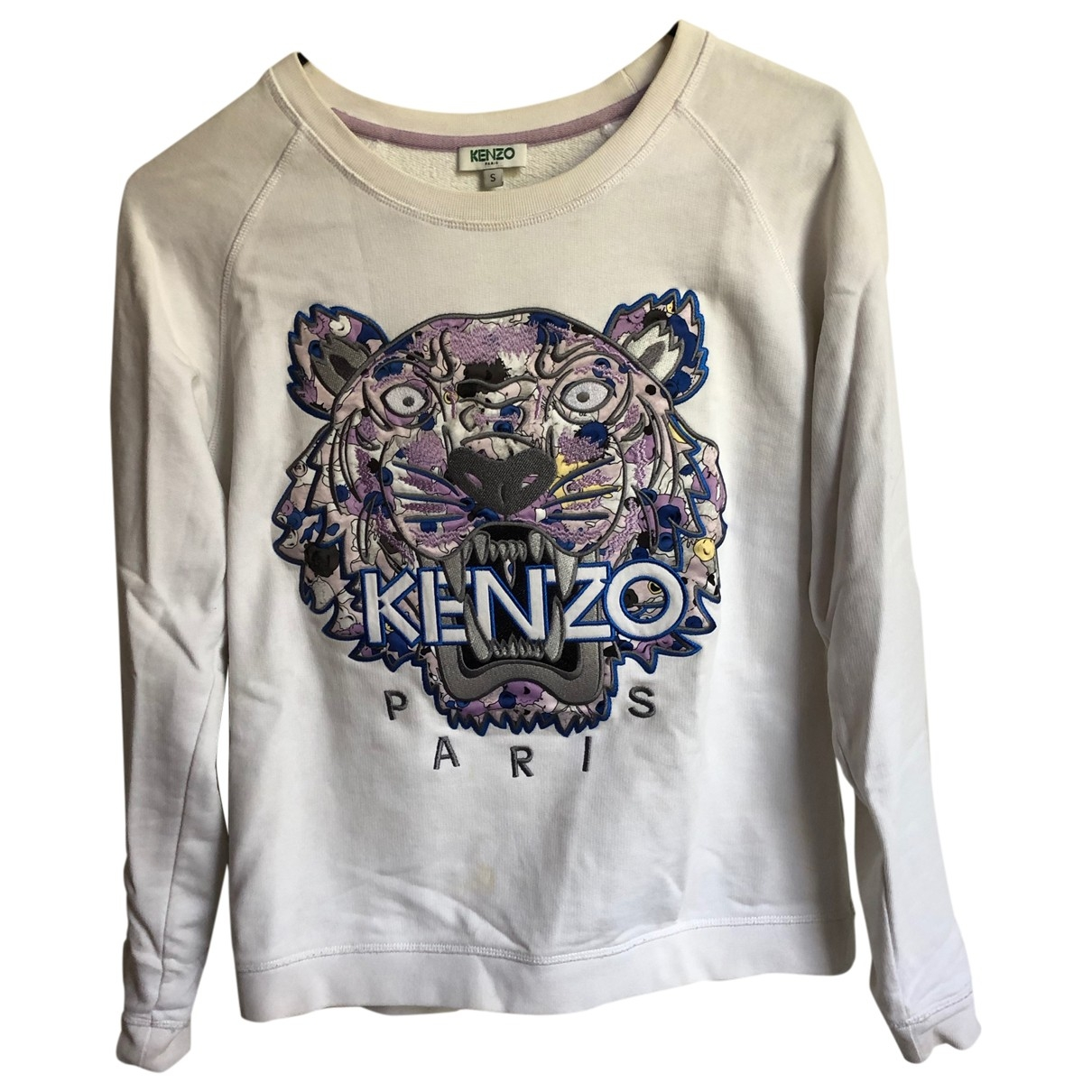 Kenzo \N White Cotton Knitwear for Women S International