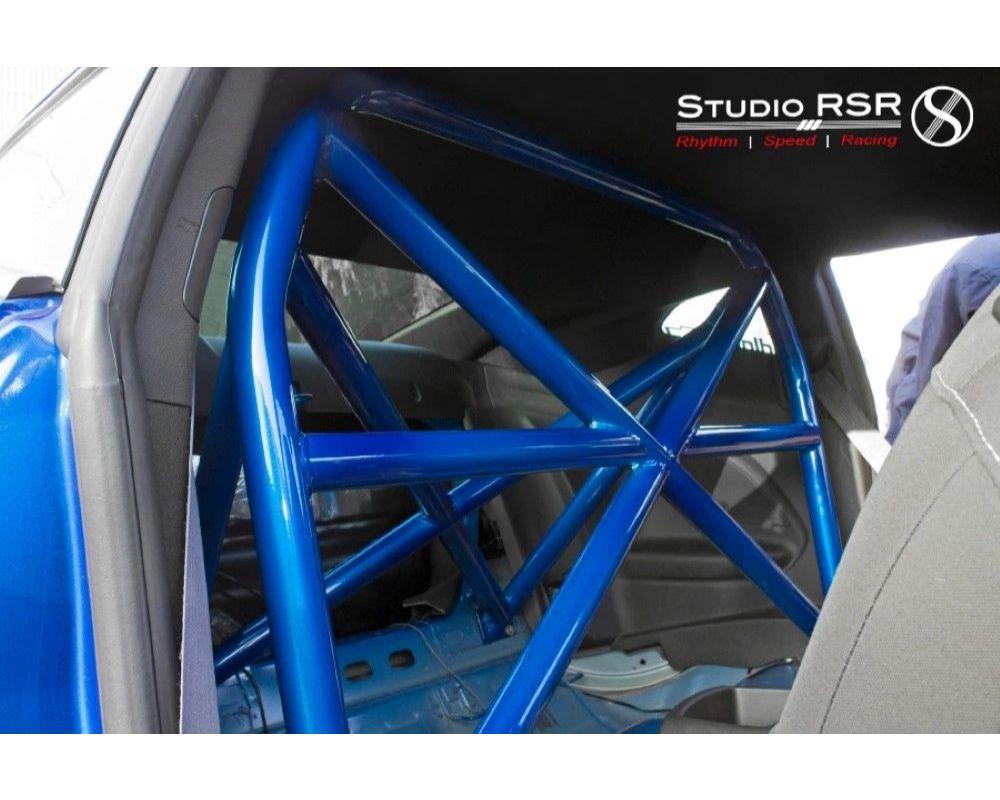 Studio RSR RSR-Camaro-6THGEN Roll Cage Roll Bar Chevrolet Camaro 2016-2020