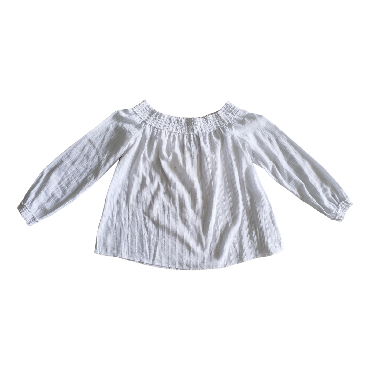 Rag & Bone \N White Cotton  top for Women XS International