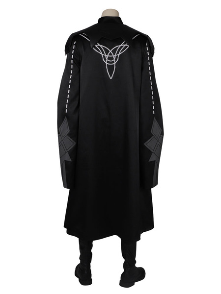 Milanoo Fire Emblem Three Houses Cosplay Byleth Cotton Cloak Costume