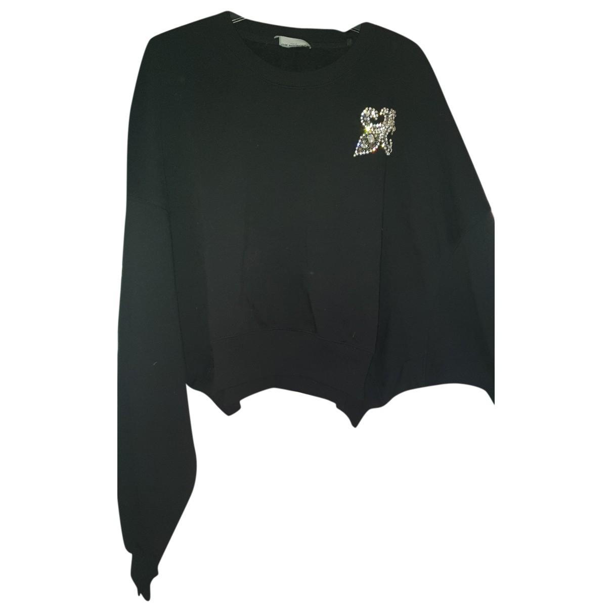 The Kooples \N Black Cotton Knitwear for Women 3 0-5