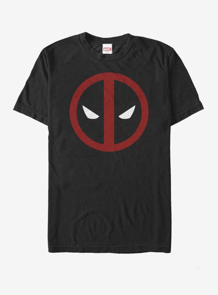 Marvel Deadpool Mask Classic T-Shirt