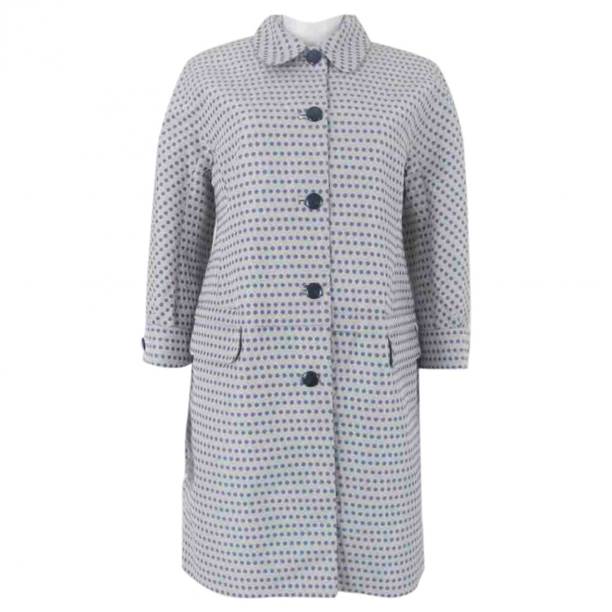 Marc By Marc Jacobs - Trench   pour femme - multicolore