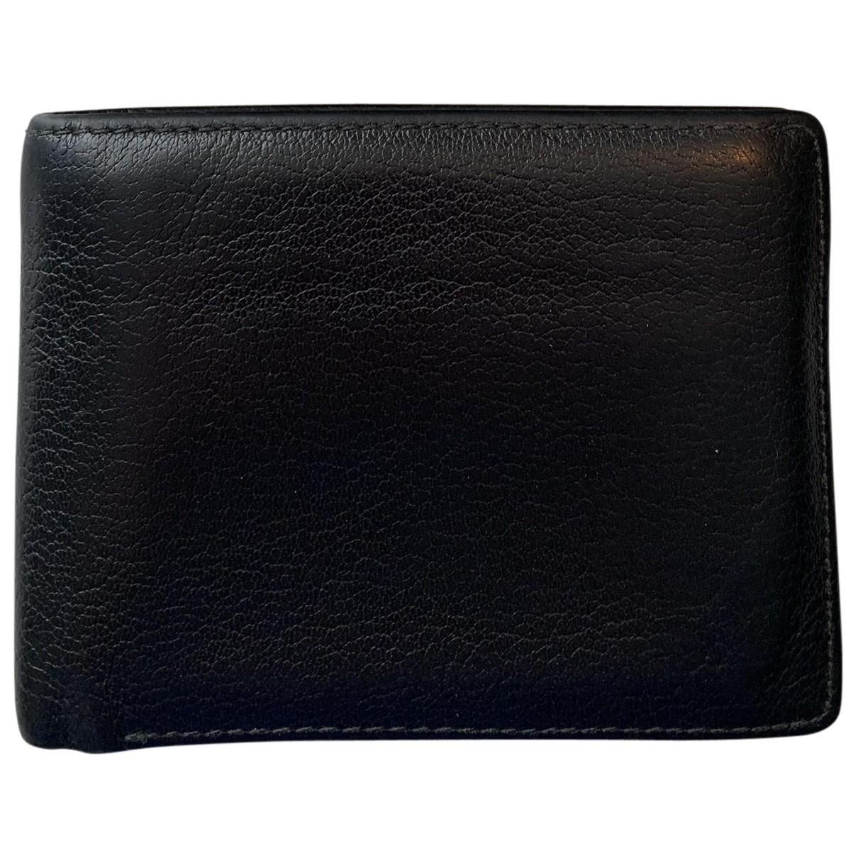 Boss Orange N Black Leather Small bag, wallet & cases for Men N