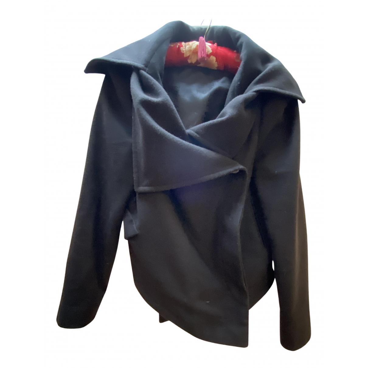 Vivienne Westwood Red Label \N Jacke in  Schwarz Wolle