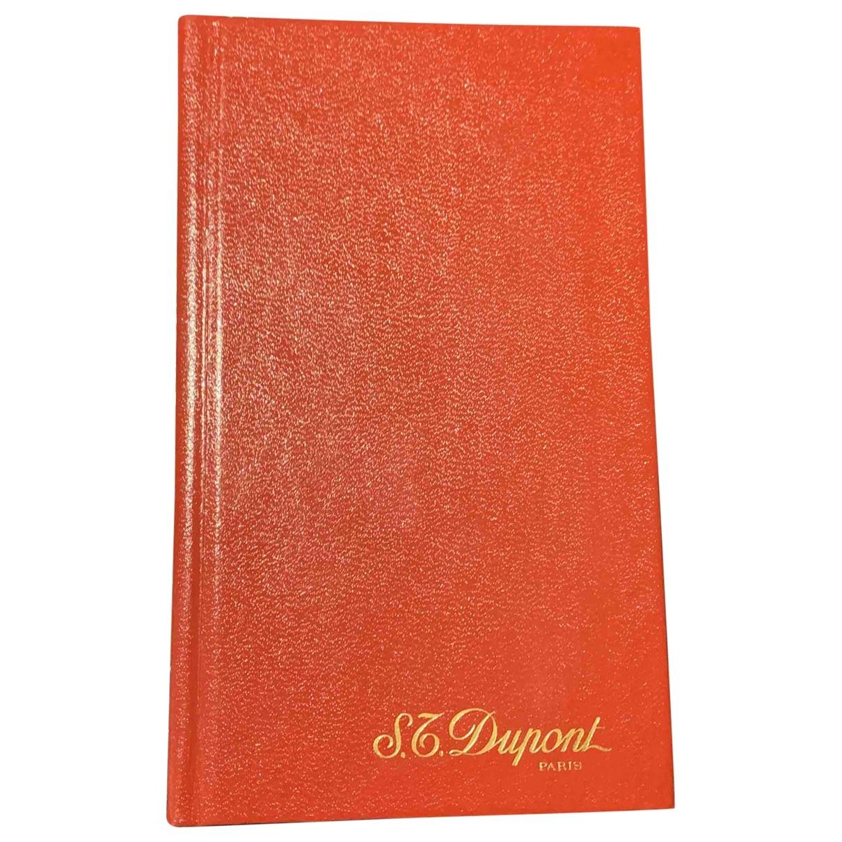 S.t. Dupont - Objets & Deco   pour lifestyle en autre - rouge