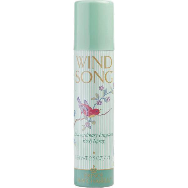 Wind Song - Prince Matchabelli desodorante en espray 75 ML