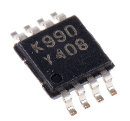 STMicroelectronics TSB572IYST , Low Power, Op Amp, RRIO, 2.5MHz, 8-Pin MiniSOIC (5)