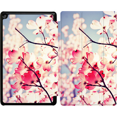 Amazon Fire HD 8 (2018) Tablet Smart Case - Dialogue With The Sky von Joy StClaire