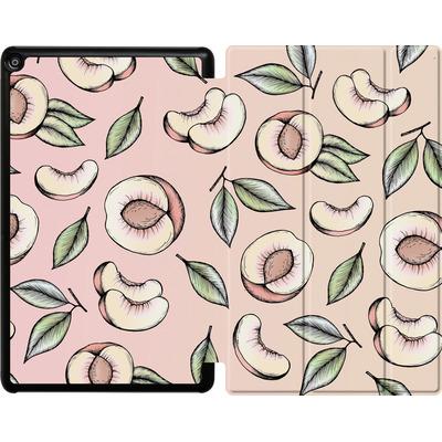 Amazon Fire HD 10 (2017) Tablet Smart Case - Peach Please von Barlena