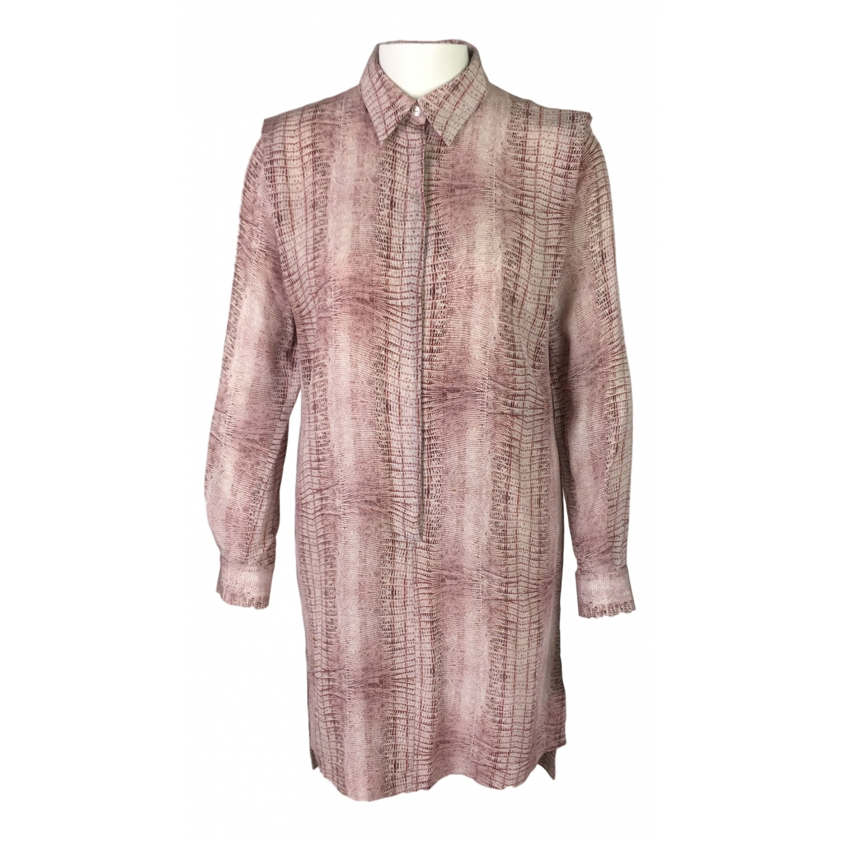 See By Chloé \N Pink Silk dress for Women 34 FR