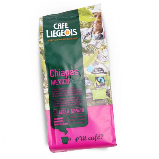 "Gemahlener Kaffee Cafe Liegeois ""Chiapas"", 250 g"
