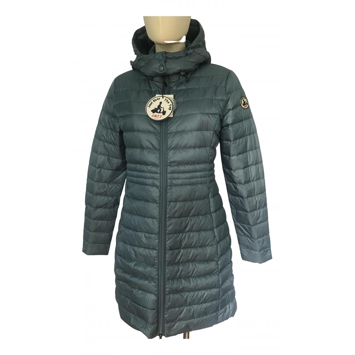Jott \N Blue jacket for Women S International