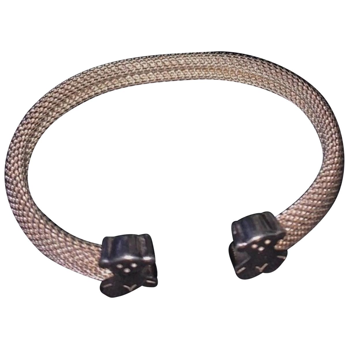 Pulseras Tous - Bracelet   pour femme en argent - argente