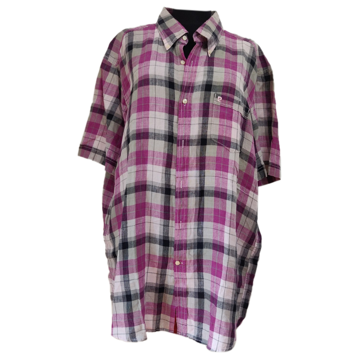 Camisas de Lino Pierre Cardin