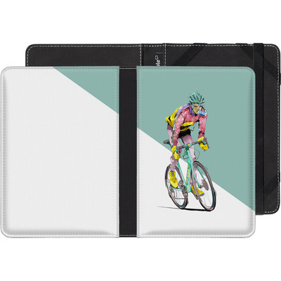 Amazon Fire HD 6 eBook Reader Huelle - Bikero von Boell Oyino