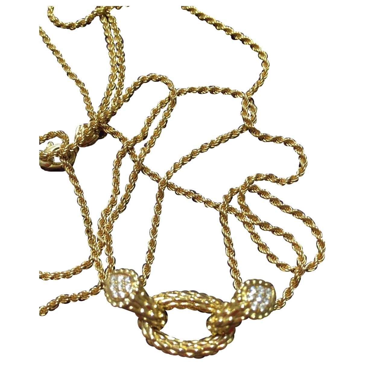 Boucheron Serpent Boheme Kette in  Gold Gelbgold