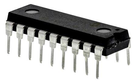 Microchip PIC16C71-04/P, 8bit PIC Microcontroller, PIC16C, 4MHz, 1K EPROM, 18-Pin PDIP
