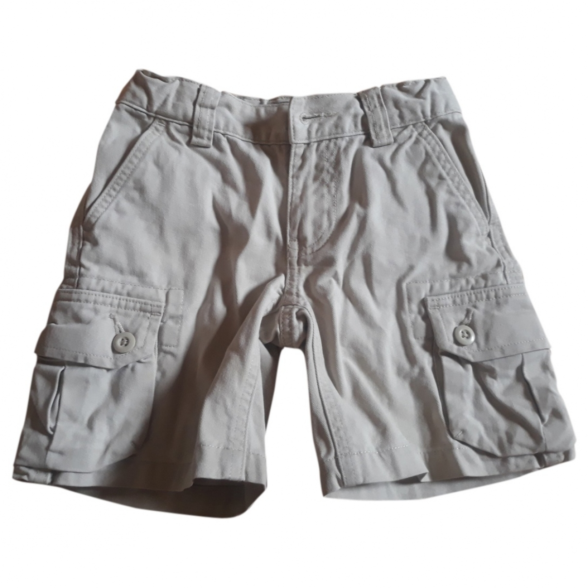 Polo Ralph Lauren \N Beige Cotton Shorts for Kids 3 years - up to 98cm FR