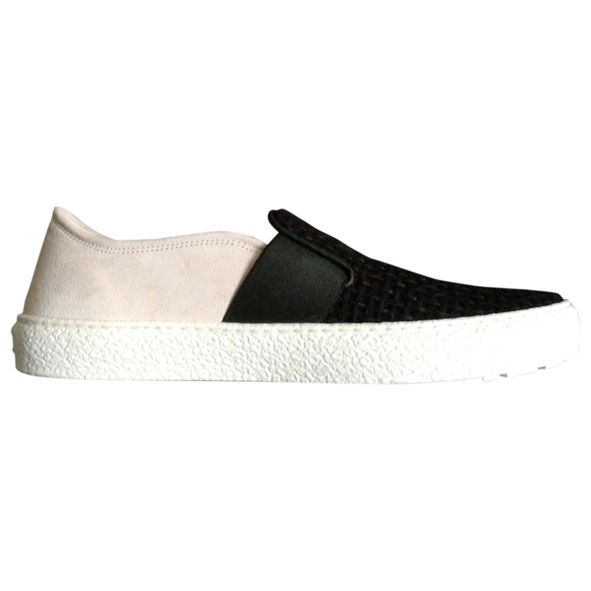Chanel \N Multicolour Suede Trainers for Women 39 EU