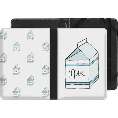 tolino shine eBook Reader Huelle - Milk von caseable Designs