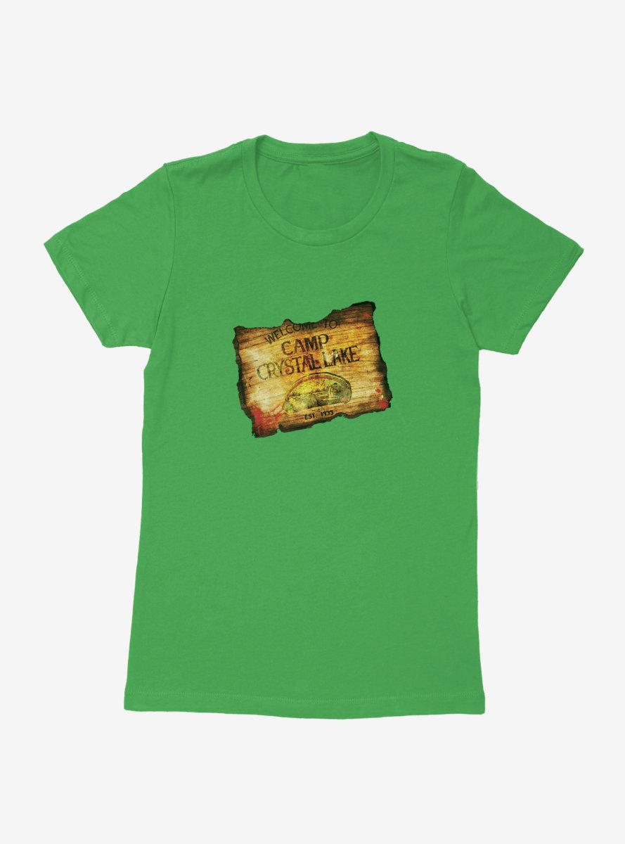 Friday The 13th Crystal Lake Womens T-Shirt