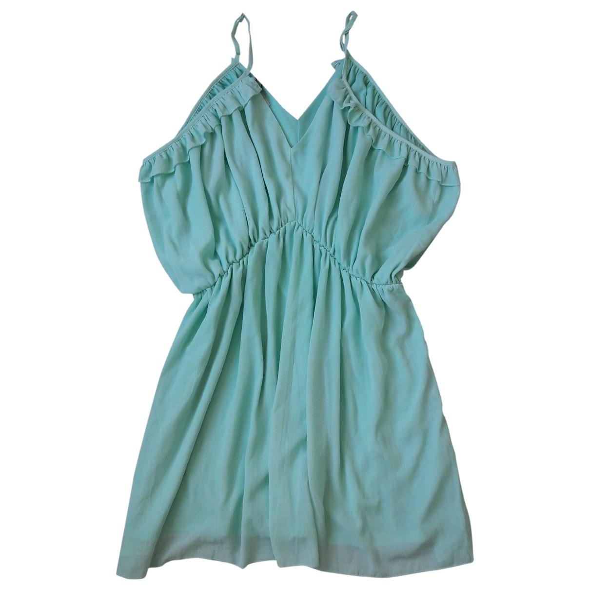 - Robe Hippie Chic pour femme - vert