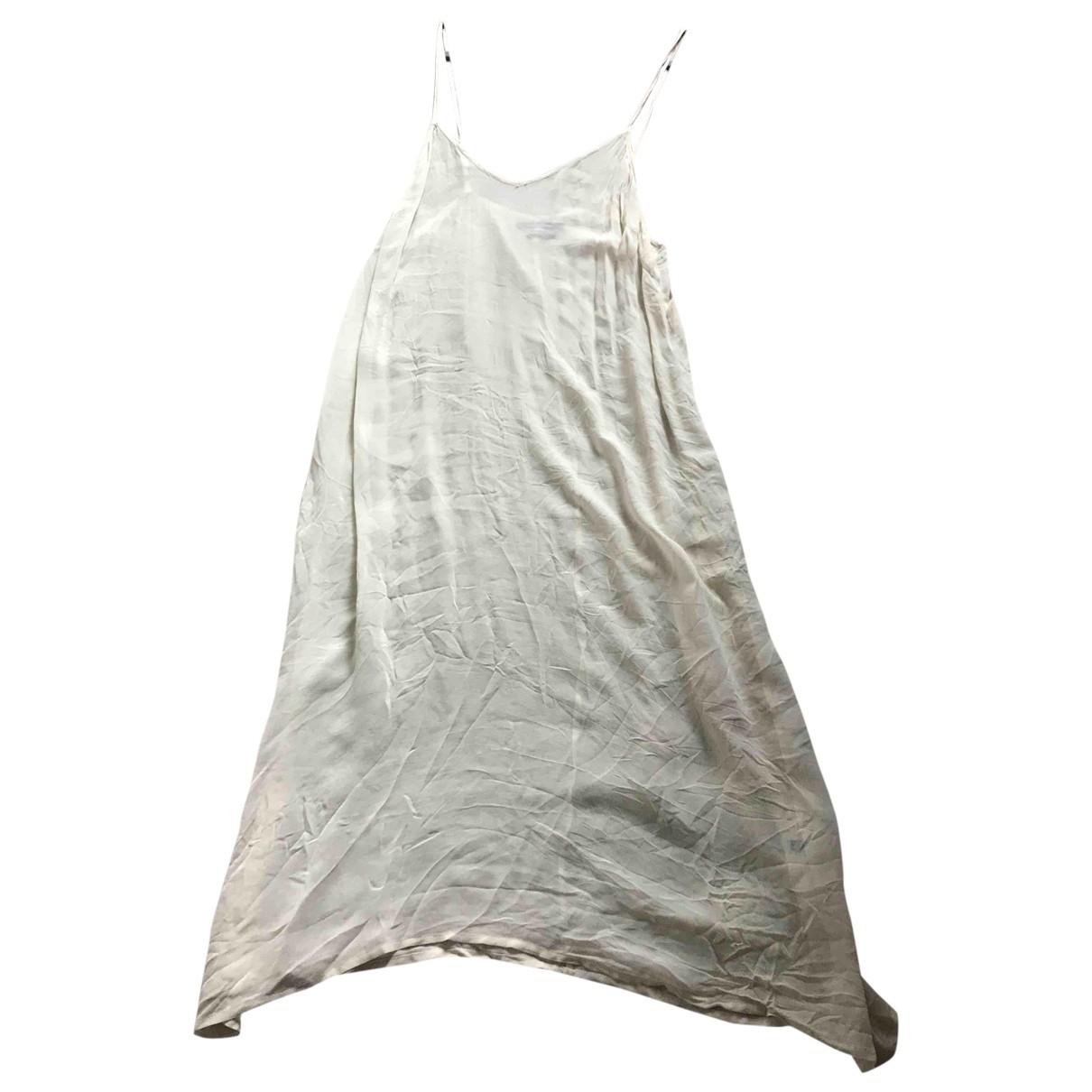 Isabel Marant - Robe   pour femme en lin - beige