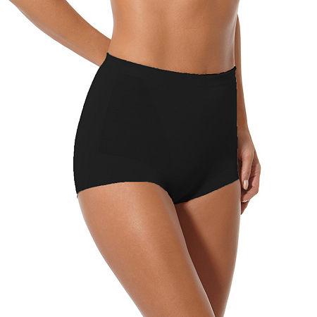 Better U Shapewear Control Brief Firm Control - 77201A, Large , Black
