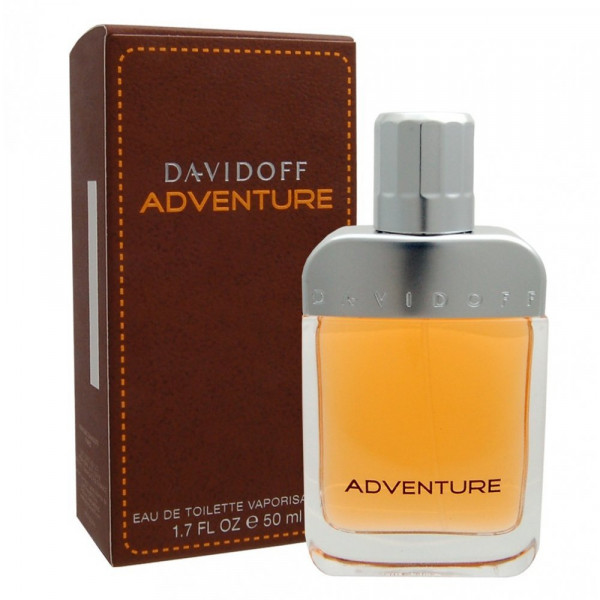 Adventure - Davidoff Eau de toilette en espray 50 ML