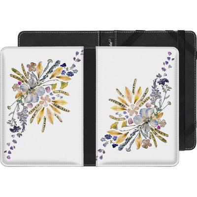 Sony Reader PRS-T3 eBook Reader Huelle - Bunch Of Brilliance von Kaitlyn Parker