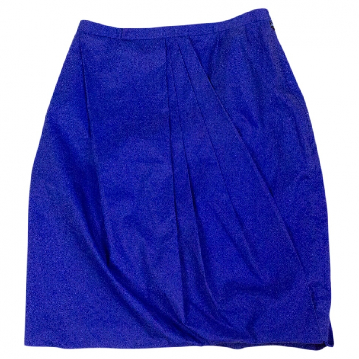 Acne Studios \N Blue Cotton skirt for Women S International